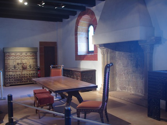 Wartburg Castle - Family Dining Room