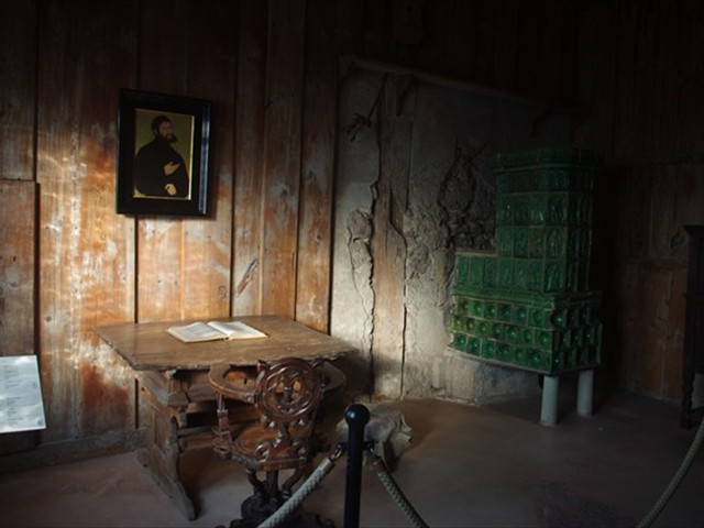 Wartburg Castle- Martin Luther Room