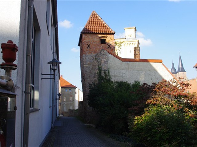 Old Wall and Tower